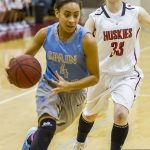 Spain Park High School Girls Varsity Basketball beat Hewitt-Trussville High School 60-56