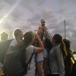 Spain Park Lady Jags Come Home 2016 Island Cup Champions