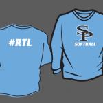 State Softball Tshirts