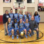Spain Park High School Girls Varsity Basketball beat Hewitt-Trussville High School 55-40