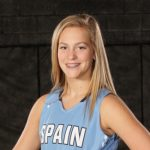 Spain Park High School Girls Varsity Basketball beat James Clemens High School 55-53