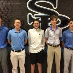 Boys Golf opening 2017 at Fairhope Invitational