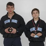Two Wrestlers Medal at State
