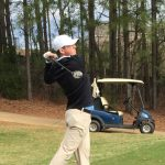 Boys Golf 2nd at Joe King, 4th at Bradley Johnson Tournaments