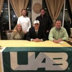 Hagood signs with UAB