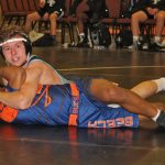 Spain Park Wrestlers at Pigeon Forge
