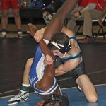 Jag Wrestlers Sweep Quad-Match