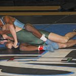 Jag Wrestlers Split Tri-Match