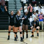 Volleyball Evaluations April 9-12