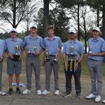 Jags win West Alabama Classic with record score