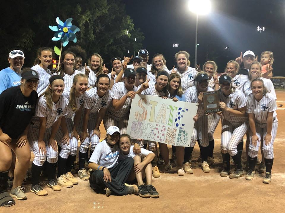 Softball punches their ticket to State!