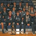 Jag Wrestlers Second at Dick Clem Invitational