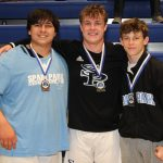 Wrestlers Seventh at Swede Umbach Invitational