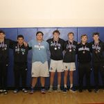 Wrestlers Have Eight Medalists at Heart of Dixie Classic