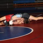 Wrestlers Stumble at Vestavia Hills