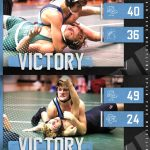 Wrestlers Take Two at Mountain Brook
