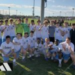 Soccer Wins 2020 Southern Shootout Showcase Division