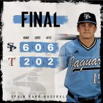 Boys Varsity Baseball defeats Gadsden City 6-2
