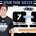 Boys Varsity Soccer beats Calera 7 – 1