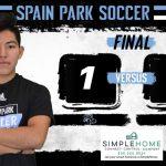 Boys Varsity Soccer beats Vestavia Hills 1 – 0