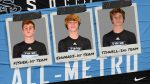 Six Soccer Athletes Receive All-Metro Honors