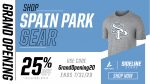 Shop Spain Park Gear – Grand Opening 25% Off Promo!