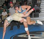 Wrestlers Take Three at Over The Mountain Duals