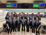 Congratulation Spain Park Varsity Girls Bowling Area Champions!