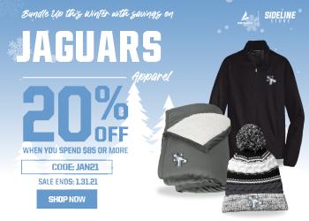 Sideline Store January Promotion