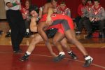 Wrestlers Drop Match at Hewitt