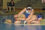 Wrestlers Take Two