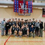Boys Varsity Basketball Wins Area Title With Win Over Vestavia Hills 47 – 37