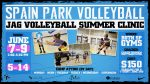 Spain Park Volleyball Summer Clinic