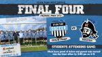 Varsity Soccer Final Four Game – Student Travel Info