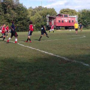 Soccer v. Herron 8/21