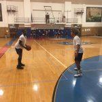 Men's Basketball Sets Roster, Preps for Opener