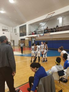 Girls Basketball – Irvington Prep, Nov 19, 2019
