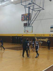 Girls Basketball vs. Howe, Dec 17, 2019