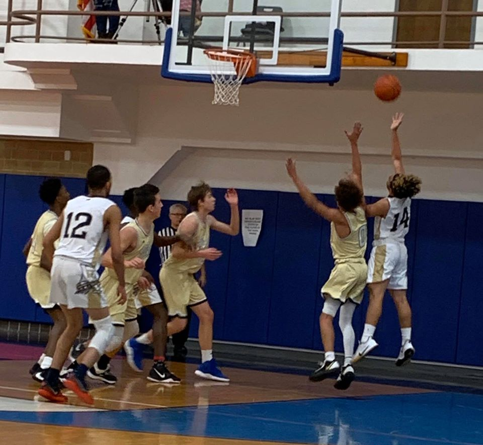 Men's JV/Varsity Basketball Callouts Begin Nov. 9