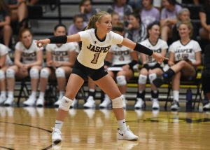 Volleyball – Jasper vs Castle (V)