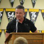 Thank You Coach Tony Ahrens!