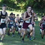 Boys Varsity Cross Country - Big 8 Conference