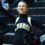 Girls (JV) Basketball Cheer - Jasper vs Boonville