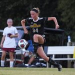 Girls Varsity Soccer - Jasper vs Gibson Southern (Sec Prelims)