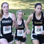 Girls Varsity Cross Country - Big 8 Conference