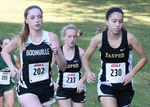 Girls Varsity Cross Country – Big 8 Conference