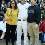 Boys Varsity Basketball - Senior Recognition