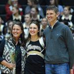 Boys Varsity Basketball Dance - Senior Recognition