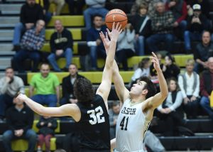 Boys Varsity Basketball – Jasper vs Barr-Reeve