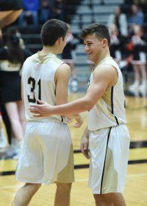Boys Varsity Basketball – Jasper vs North Daviess